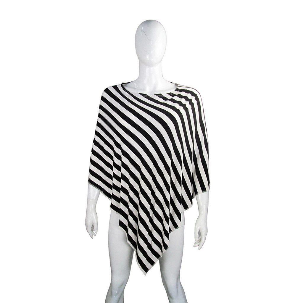 ARLONEET Women Pregnant Maternity breastfeeding smock Nursing Blouse Embarazada gown Tops Stripe Clothes W0614