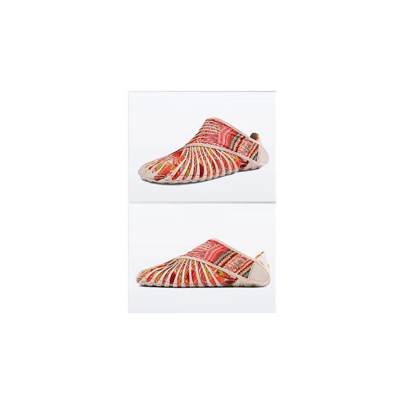 con la caja 2019 nuevos hombres furo para mujer de los zapatos ocasionales de gran tamaño envoltorio único shiki unisex respirable estupendo del zapato ligero envuelto en una bolsa de 36-47