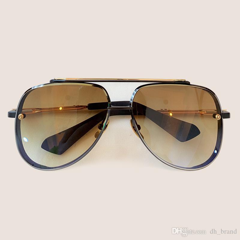Brand Sunglasses Women Men Sun Glasses Classic Designer Metal High Quality Unisex Eyewear