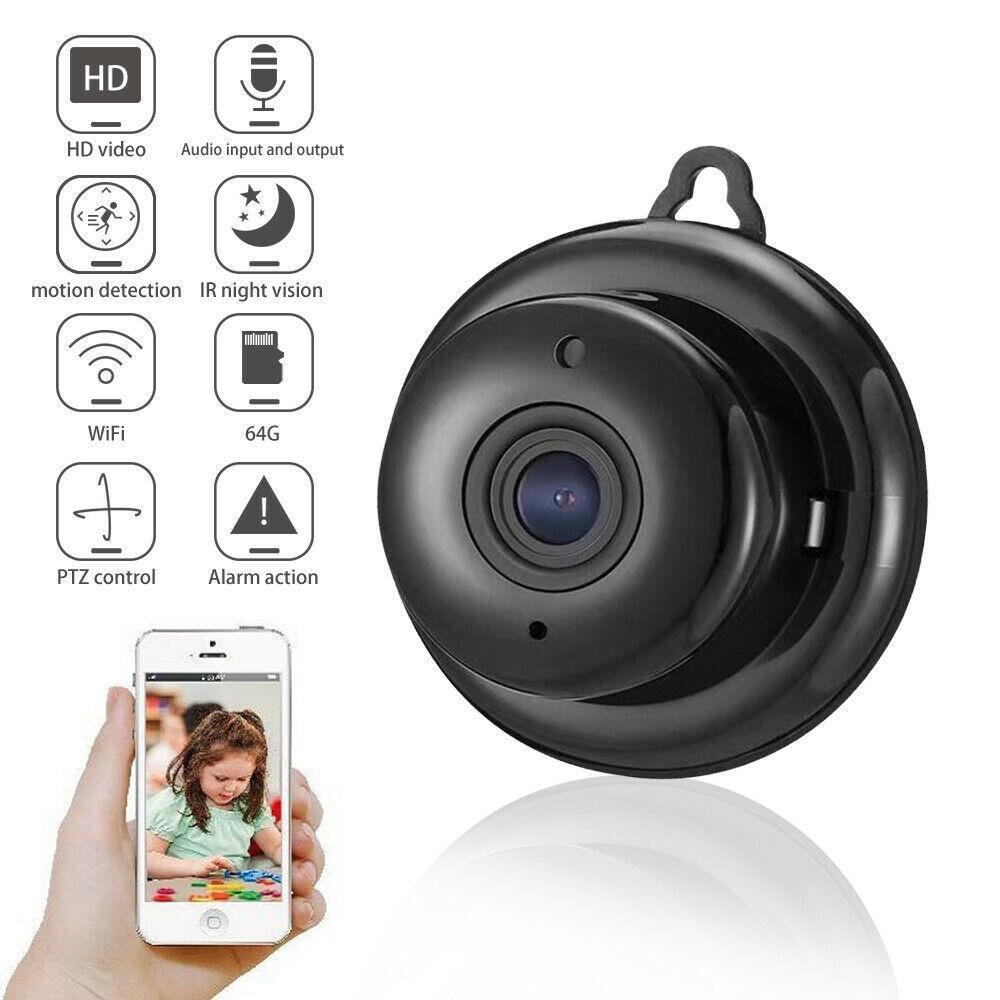 جديد لاسلكي wifi ip الأمن كاميرا الفيديو hd الرئيسية للرؤية الليلية dv dvr اللاسلكية الذكية المراقبة كاميرا لاسلكية الكاميرا المراقبة الذكية