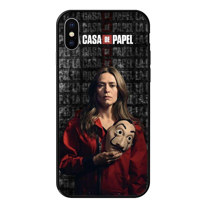 Spain TV La Casa De Papel Case For Apple IPhone XS MAX X XR Money ...