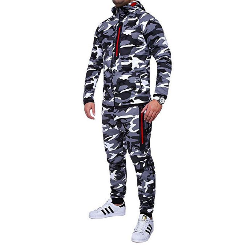 2019 Novo Exército Fã Terno de Algodão Tático Camuflagem Terno Esportes Ao Ar Livre Desgaste Ao Ar Livre e Antiestático uniforme de camuflagem