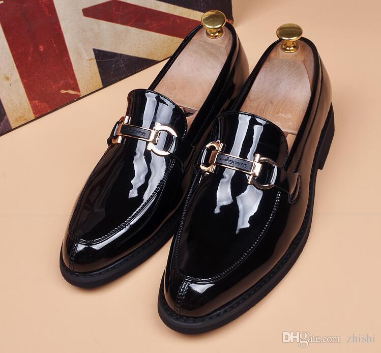 고품질 로퍼, 광택이없는 남성 신발, 헤어 스타일리스트 신발, 브랜드 디자이너 남성 디자이너 슬라이드 남성 디자이너 로퍼 g5.11