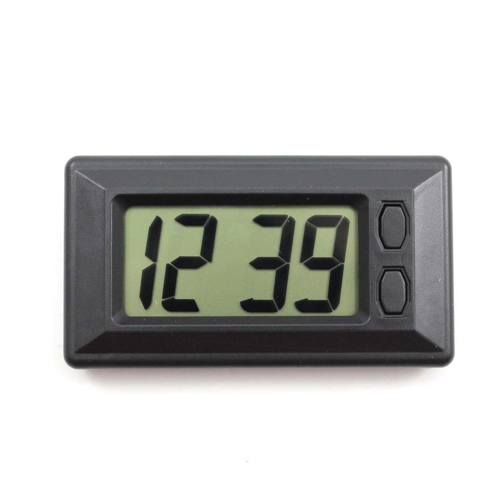 Ultra -Thin LCD-Digitalanzeige Träger-Auto-Armaturenbrett-Taktgeber mit Kalender-Kühler