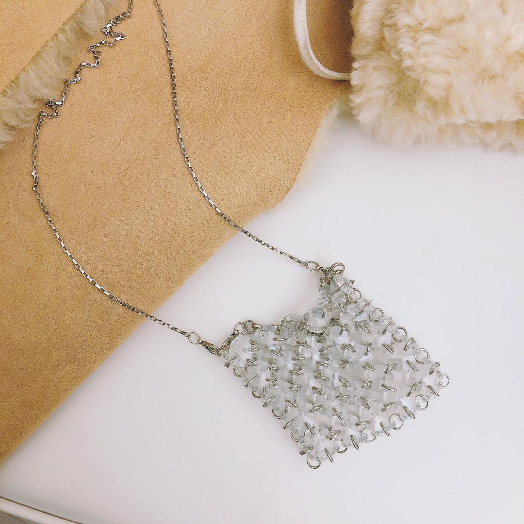 Düğün Elmas Gümüş Crystal çanta Kadın Çanta Debriyaj Çanta, cep telefonu cebi Eşleştirme Cüzdan Cüzdan Çanta