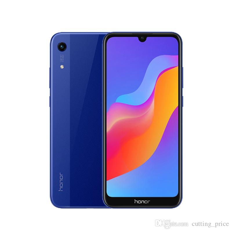 """Original Huawei Honor 8A 4G LTE Cell Phone 3GB RAM 32GB 64GB ROM Helio P35 Octa Core Android 6.1"""" 13.0MP Fingerprint ID Smart Mobile Phone"""