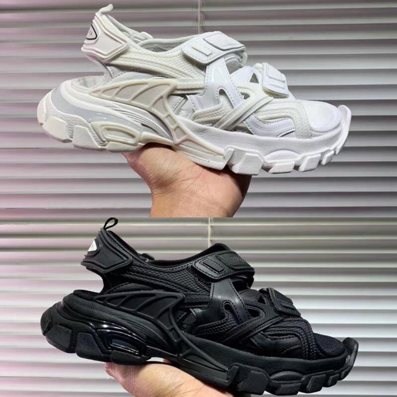 20SS Classic Sandals Men Women Shoes Summer Foam Outsole Comfortable Non-slip Wear-Resistant Highest Version 35-44