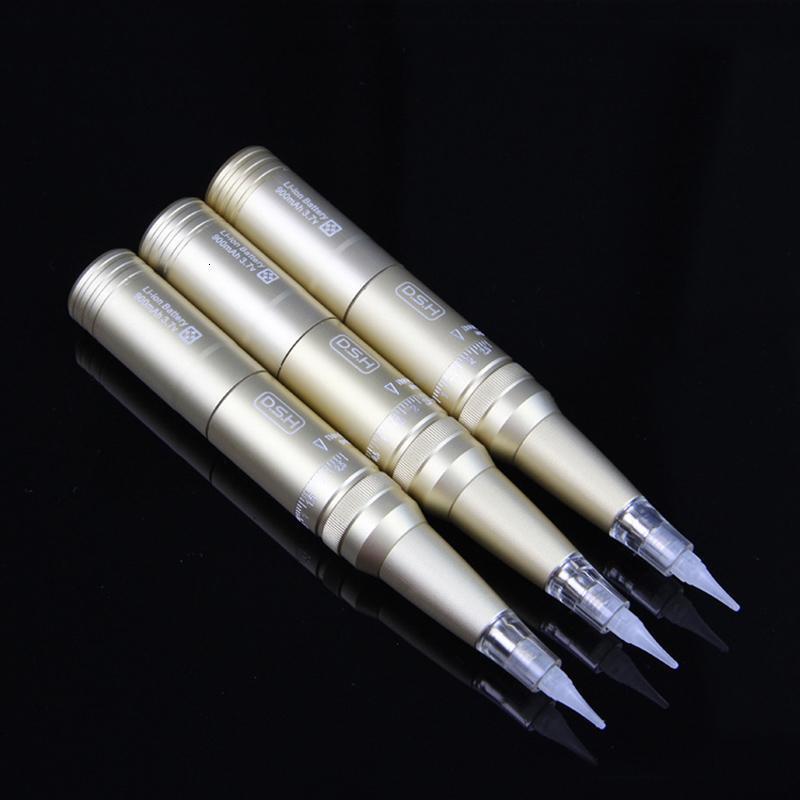 D.S.H professionnel Recharge maquillage permanent batterie machine Pen électrique sans fil Sourcils machine de tatouage T191030