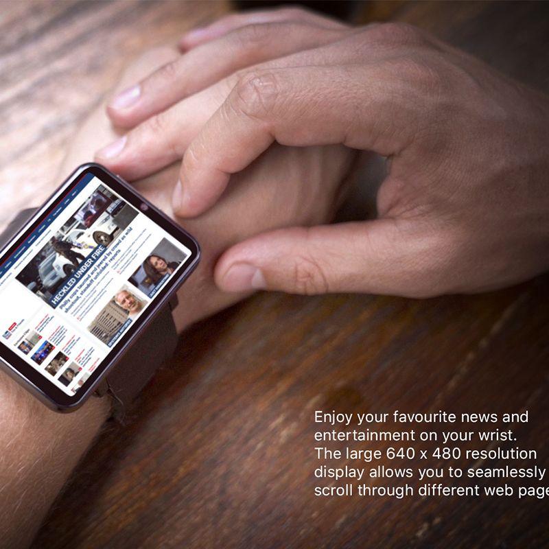 أفضل شاشة wifi gps navigation smart watch دعم 4g 3g SIM MP3 mp4 smartwatch phone for ios andriod pk kw99 kw88 pro