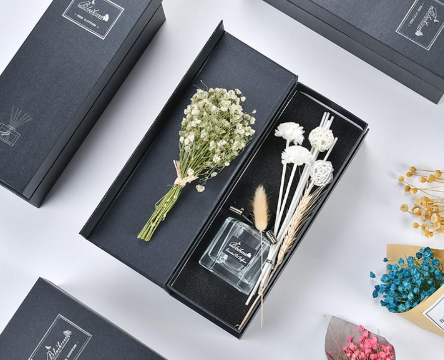"""Aromaterapia """"Shangri-La"""" purificadores de ar perfumado dissipar óleo essencial peculiar cheiro natrual perfume planta saudável e durável"""