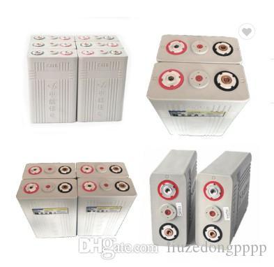 célula de bateria de lítio recarregável 3.2V 50Ah Lifepo4 para EV rua luz solar e UPS
