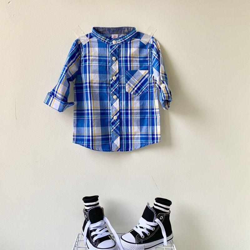 """virgilkids garçons écossais virgilkids Boys « chemise à manches longues garçons"""" chemise à carreaux garçons à manches longues »"""