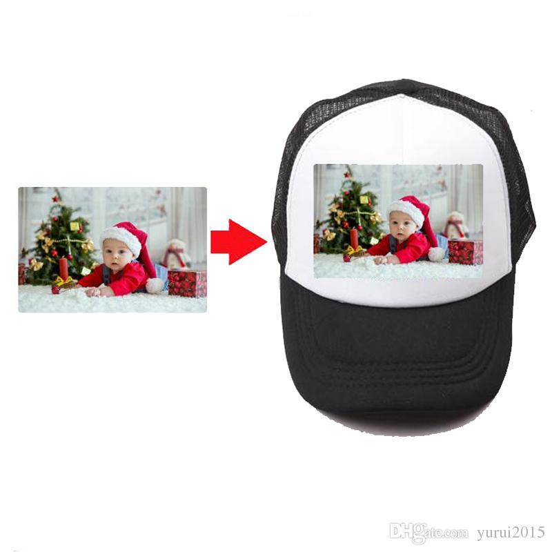 Personalized Snapback Trucker Hats Custom Unisex Mesh Outdoors Baseball Caps