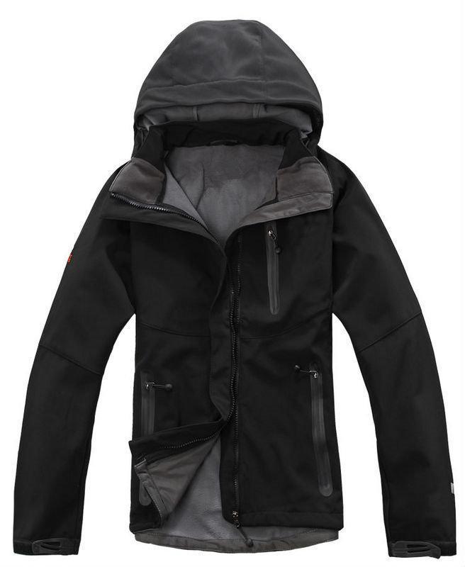 2019 Sudaderas con capucha para mujer al aire libre Softshell Chaquetas norte Apex Bionic A prueba de viento Impermeable Camping Ski Sportswe Face Chaqueta 90