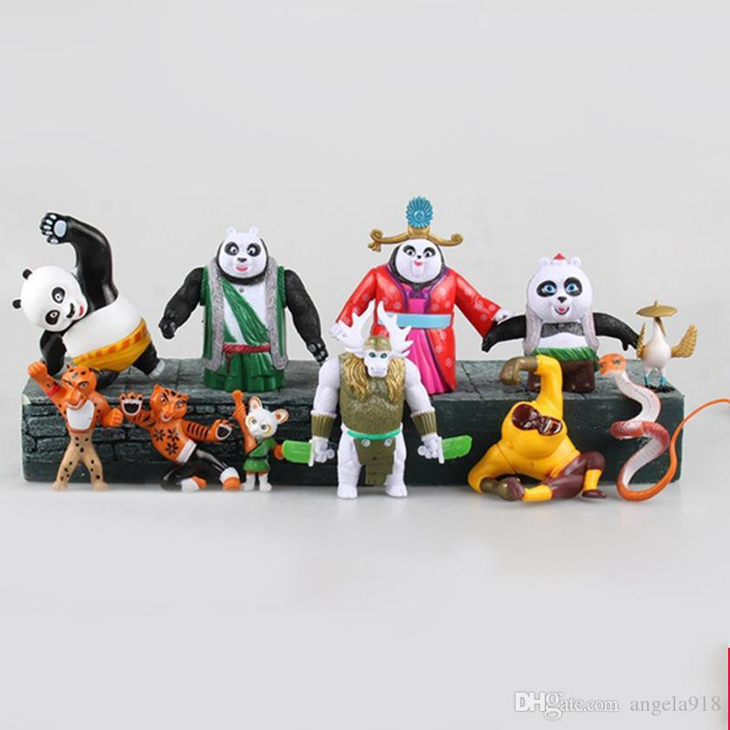 2020 New Kung Fu Panda 3 Figures Toys 11 Styles Kung Fu Panda Action Figures Baby Dolls Kids Gifts E585 From Angela918 8 78 Dhgate Com