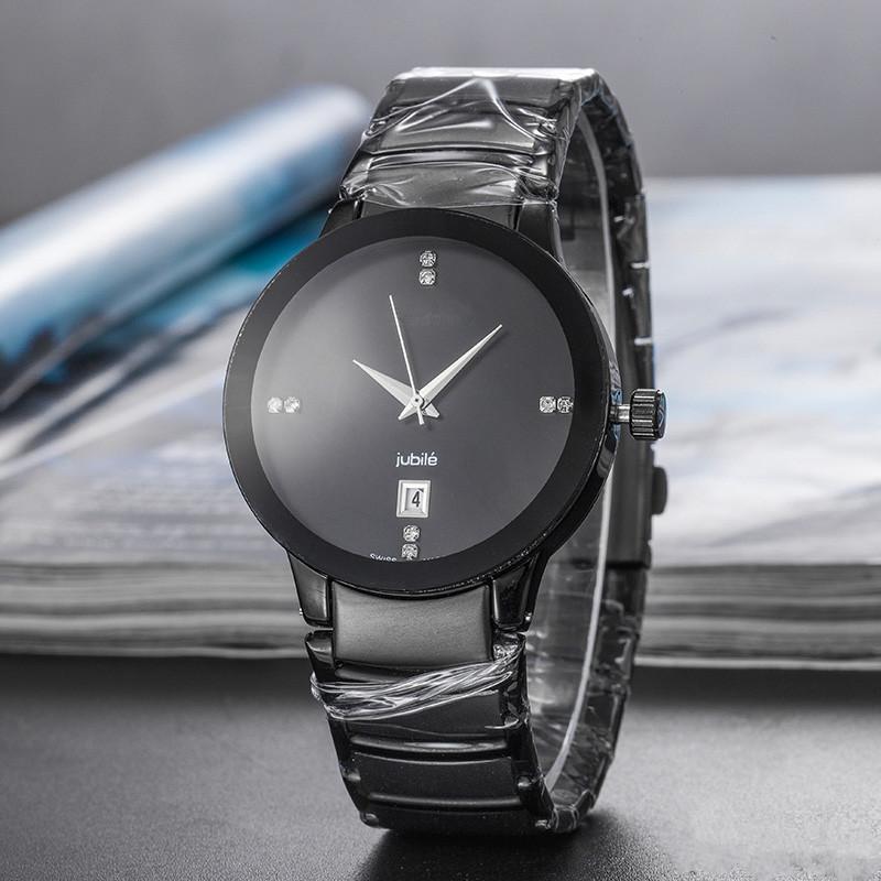 Роскошные мужские бизнес-часы RD all из нержавеющей стали с циферблатом Grand Dialmond, автоматические кварцевые часы DIASTAR relogio navimiter montre watches