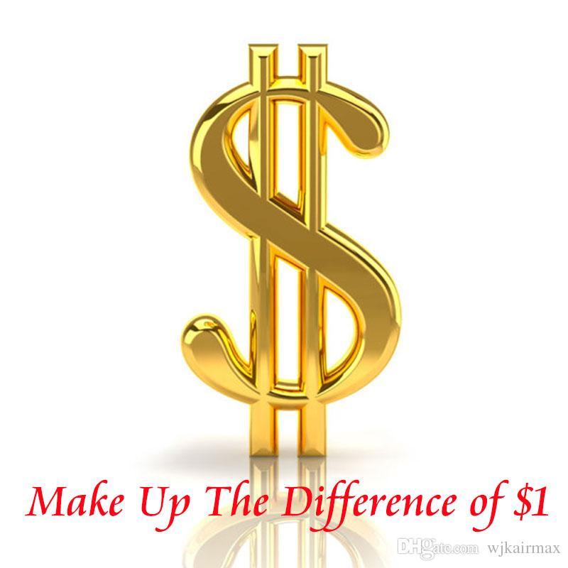 Involucre la diferencia $ 1. Enviaremos el color, el tamaño y el estilo de acuerdo con sus requisitos. (Nota del mensaje)
