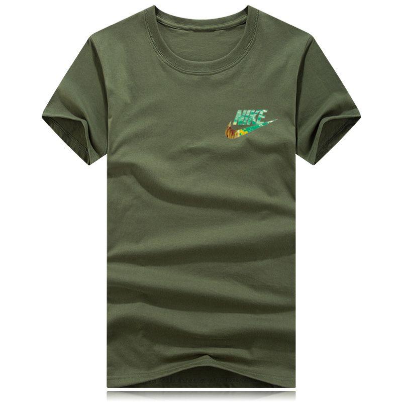 Wholesale size S-5XL Classic brand o neck T-shirt Street Run Bottoming 3D printing shirt Short Sleeve sports basketball women mens tops tee