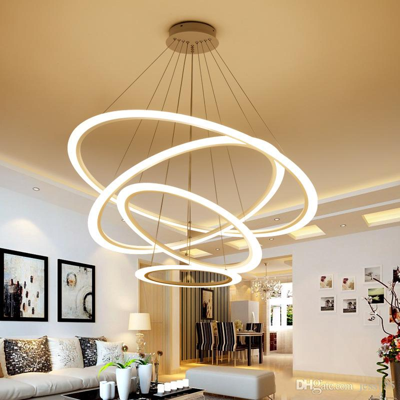 New Modern Ceiling Lights For Living Room Bedroom Hallway Home Ceiling Lamp  Acrylic Body LED Pendant Ceiling Lamp AC100 240V Ceiling Light Fixture ...