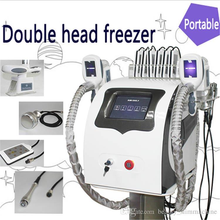 Çok fonksiyonlu yağ dondurma kilo kaybı lazer kilo kaybı 40K kavitasyon radyo frekansı yüz germe makinesi Zayıflama 2020 kavitasyon