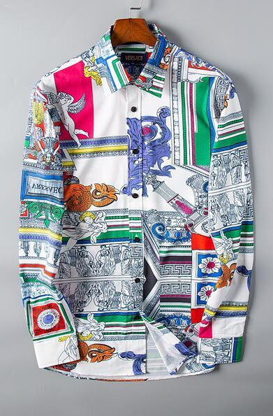 2020 Tempo libero puro cotone girocollo Visualizza sollecitudine maglietta blu per il Commercio Estero Numero lunga sleev uomini tee Henley abito camicia BB18