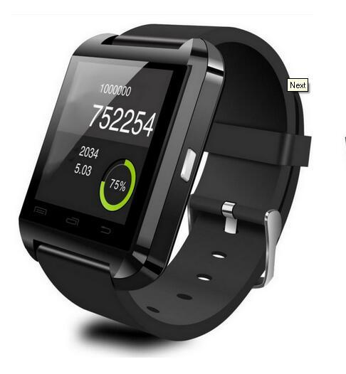 wholesale cheap U8 smartwatch Bluetooth Smart Watch Phone Mate For Android&IOS Iphone 11 Samsung s10 LG Sony