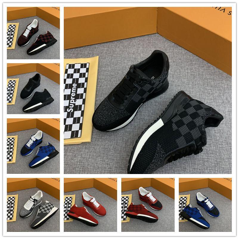 V.N.R SNEAKER AFTERGAME LOIN FASTLANE RUN chausse designer de luxe 1A2CTQ chaussures de sport Top qualité des chaussures de course confortable