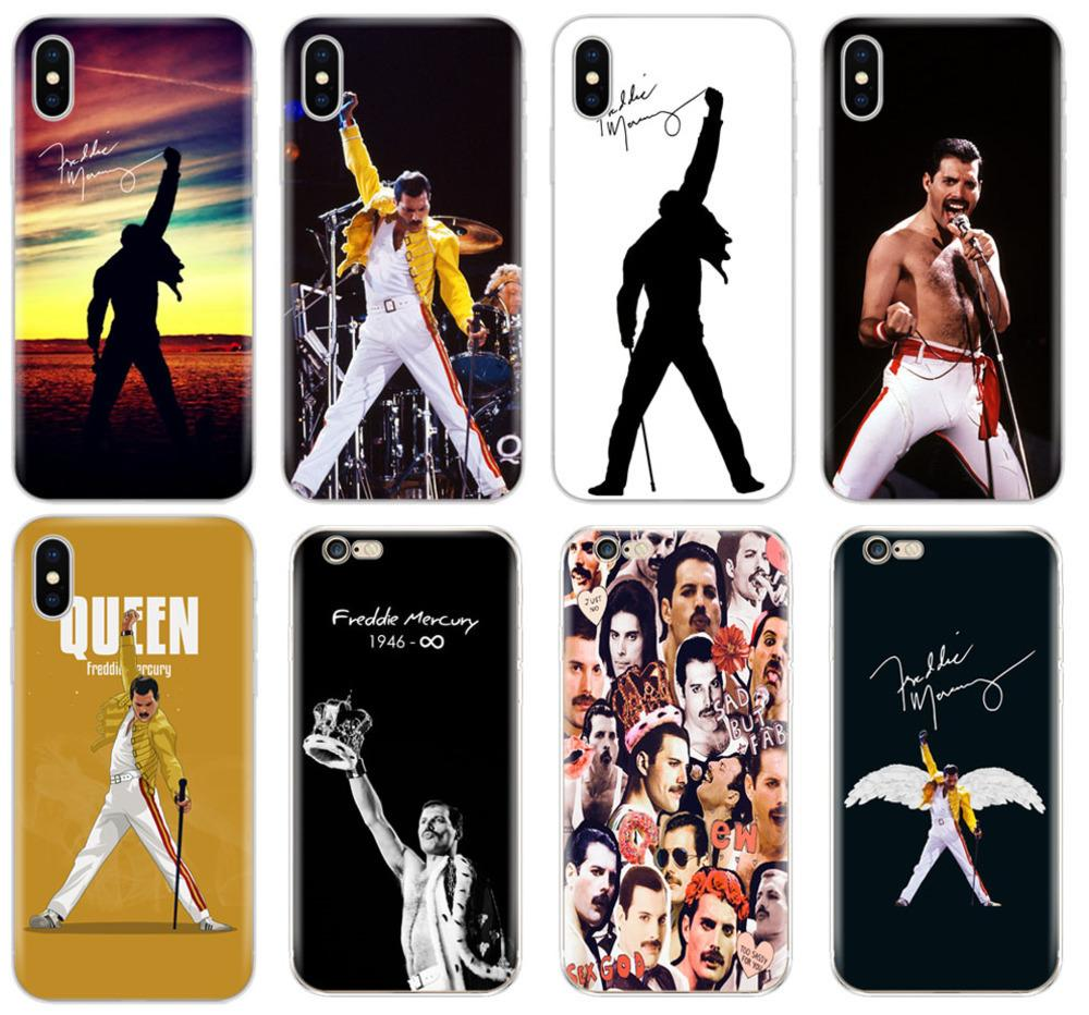 Silicone Cover Phone Case For Iphone 6 X 8 7 6s 5 5s SE Plus 10 ...