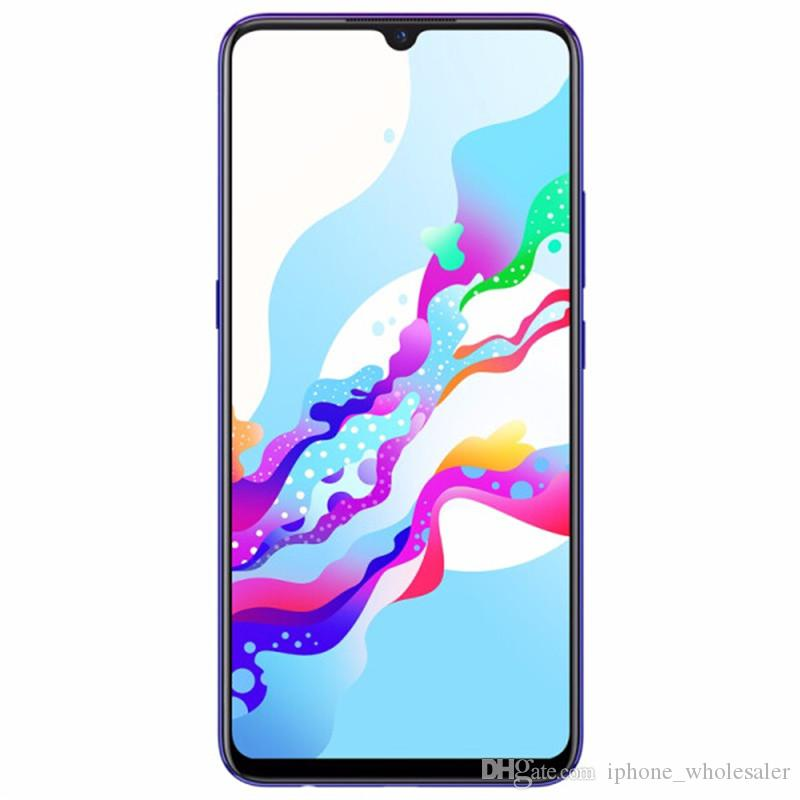 "Original Vivo Z5 4G LTE Cell Phone 6GB RAM 64GB 128GB ROM Snapdragon 712 Octa Core Android 6.38"" 48MP OTG Fingerprint ID Smart Mobile Phone"