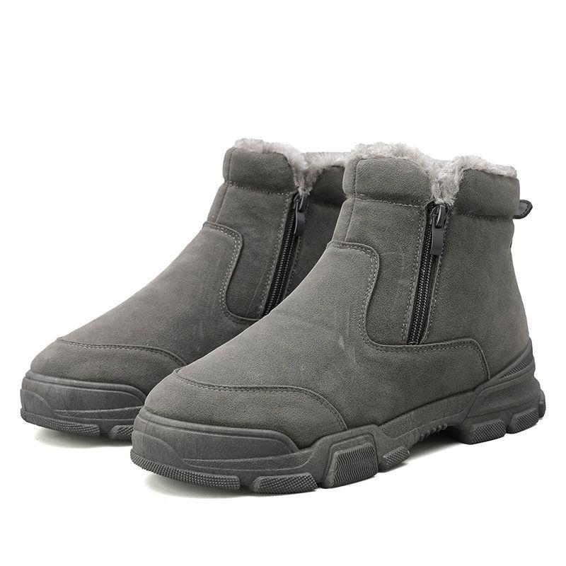 2019 Hotsale klasik botlar adam kadın kız kar botları kış siyah beyaz Kestane moda boyutu 39-44 için ayak bileği kısa yay çizme bowtie