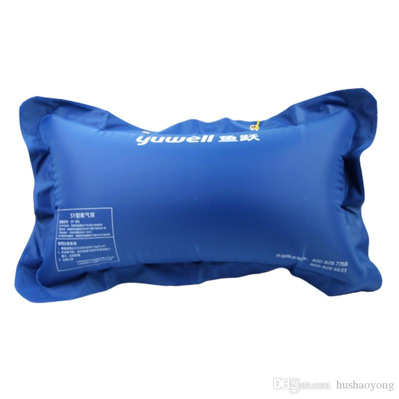 yuwell 42L cuscino ossigeno borsa di ossigeno medicale cuscini di ossigeno portatili borsa per il trasporto medico CE FDA SG CCC