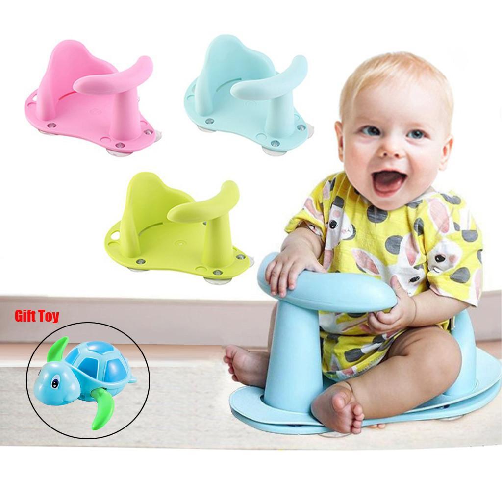 Bague de baignoire bébé Siège 2020 Fashion Infant Enfant Enfant Enfants Fauteuil de sécurité antidérapante