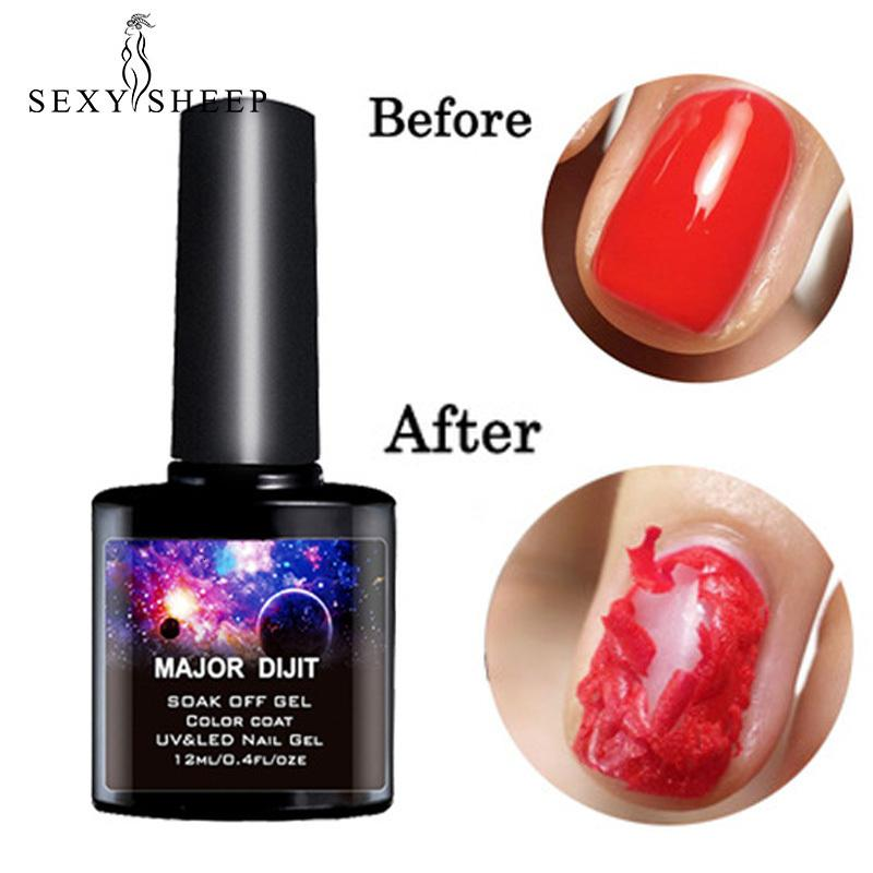 Remover UV Gel Polish Burst magic remove gel Liquid Surface Sticky Layer Residue Nail Art Acrylic Clean Degreaser For Nail