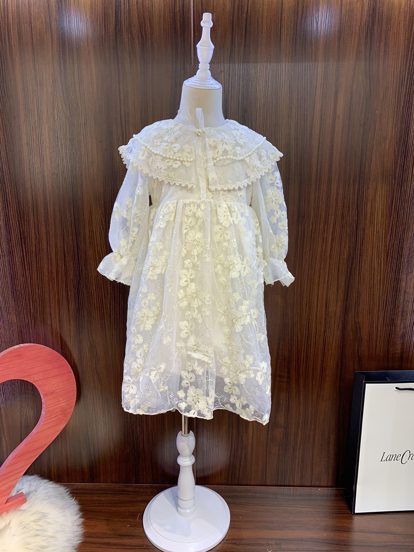 N8WZkids sevimli moda kız nefes ve rahat pamuklu oyun parti etek yapılmış elbise etek
