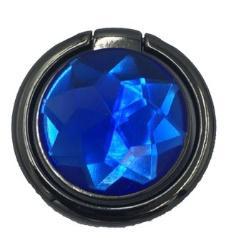 Yeni elmas yüzük standı toka braketi cep telefonu braketi ile 360 derece rotasyon metal braket tutucu retai paketi