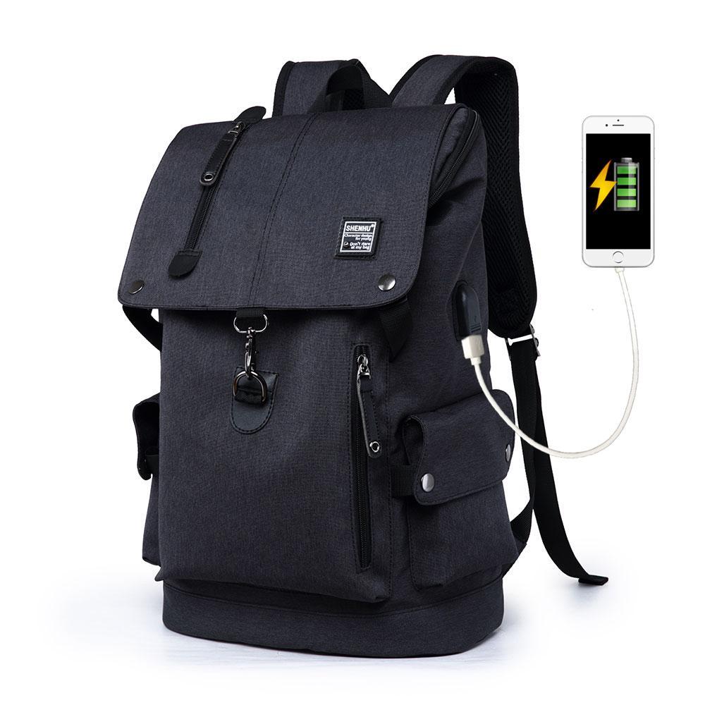2019 Moda Donna Zaino Impermeabile Migliore Borsa Da Viaggio Cute Laptop Anti Theft Zaino Femminile Ragazze Adolescenti Mochila Bagpack Y19052801
