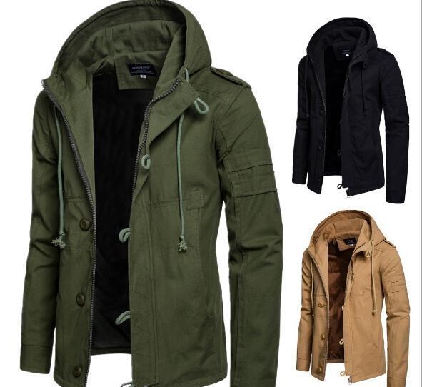 UK Mens Winter Fur Hoodies Sweater Long Sleeve Overcoat Coat Outwear Size S-3XL