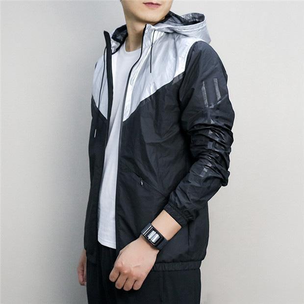 Designer Wholesale Mens Womens Designer Jackets Coats Spring Autumn Zipper Hoodies Fashion Sports Jackets Windbreaker Coats L-4XL B100199Q