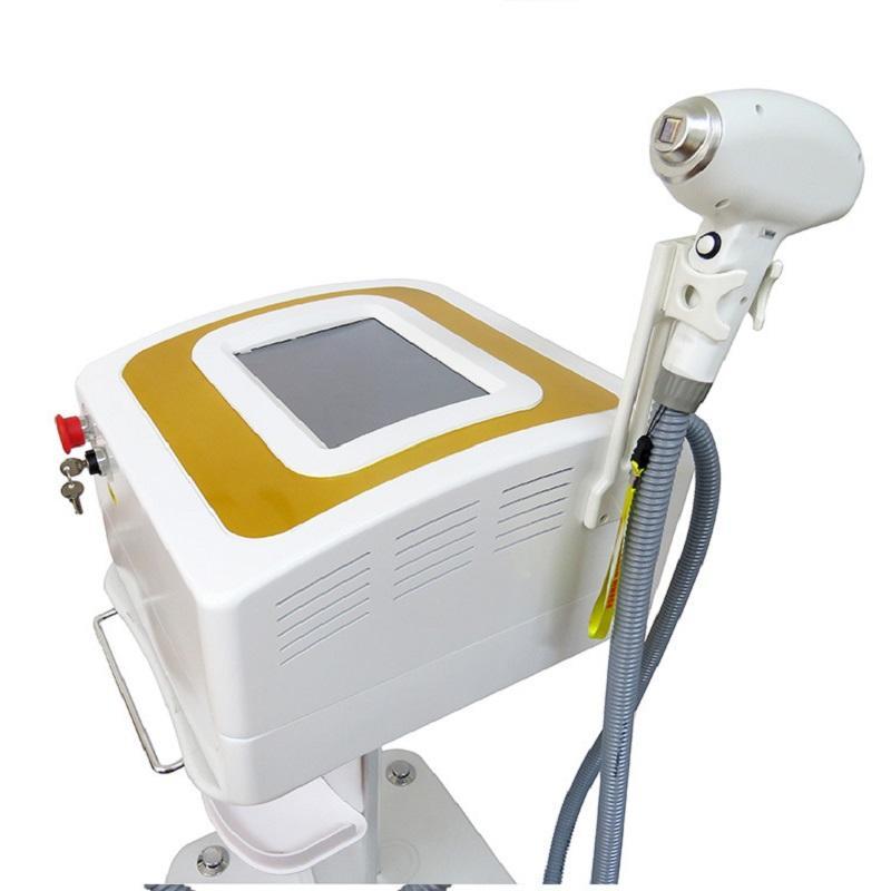 Os mais recentes profissional 600W macro canal 808 diodo máquina rejeuvnation pele laser depilação indolor 808nm com CE