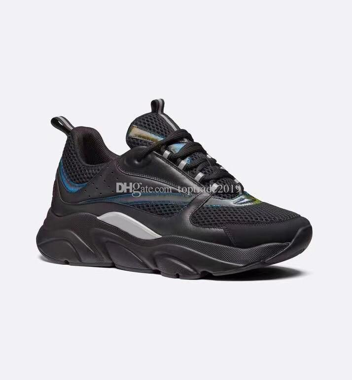B22 Желтый Knit Черный Sneaker Мужчины Низкий Top Повседневная обувь Женщины плоский холст Sneaker ретро Лоскутная вскользь тапки Хлопок Шнурки