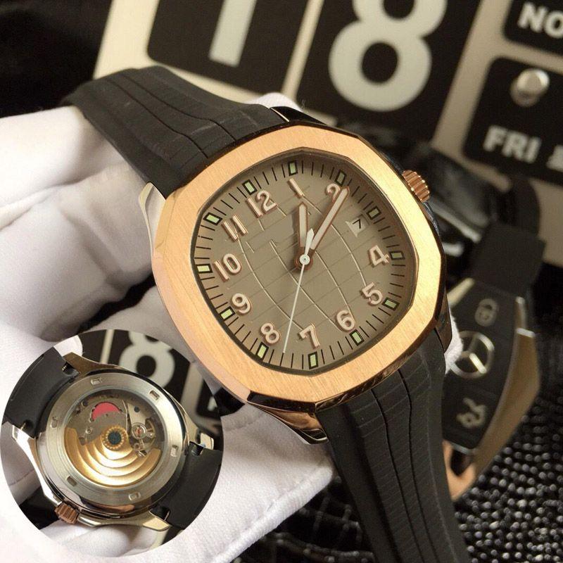 2019 роскошные наручные часы мужские механические автоматические марки дизайнерские часы резиновый ремешок человек orologio di Lusso часы высшего качества с коробкой
