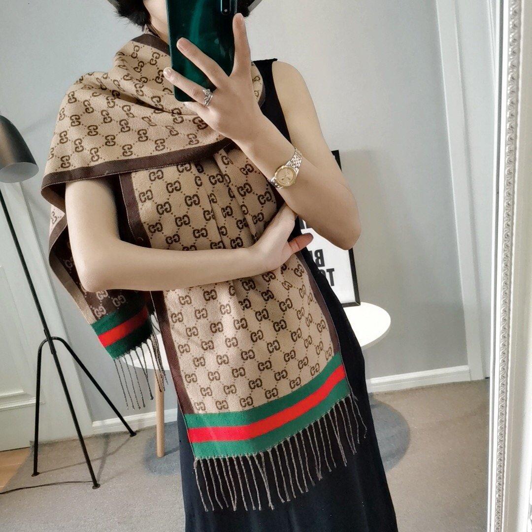 femmes de nouveaux accessoires taille 180 * 32cmWSJ001 chaud et confortable nom # 112595