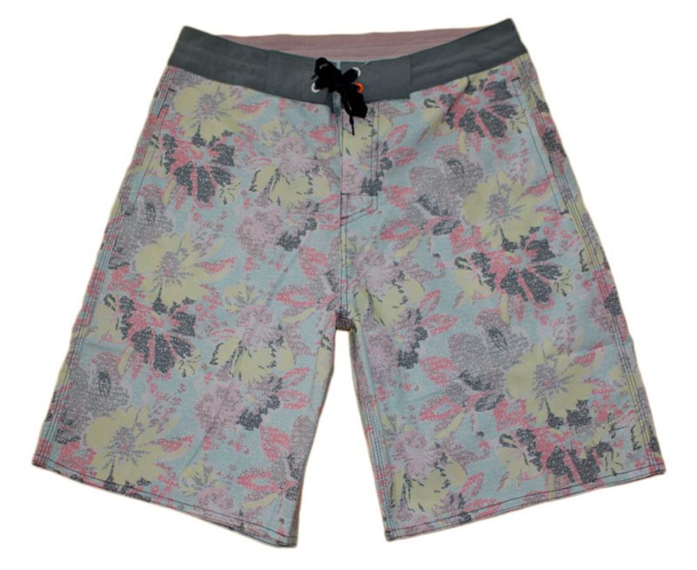 Elastane Algodón Hombre Bermudas Pantalones cortos Pantalones cortos Pantalones de playa Pantalones cortos de talla grande Pantalones cortos de baño Trajes de baño SZ 30 / S 32 / M 34 / L 36 / XL 38 / 2XL