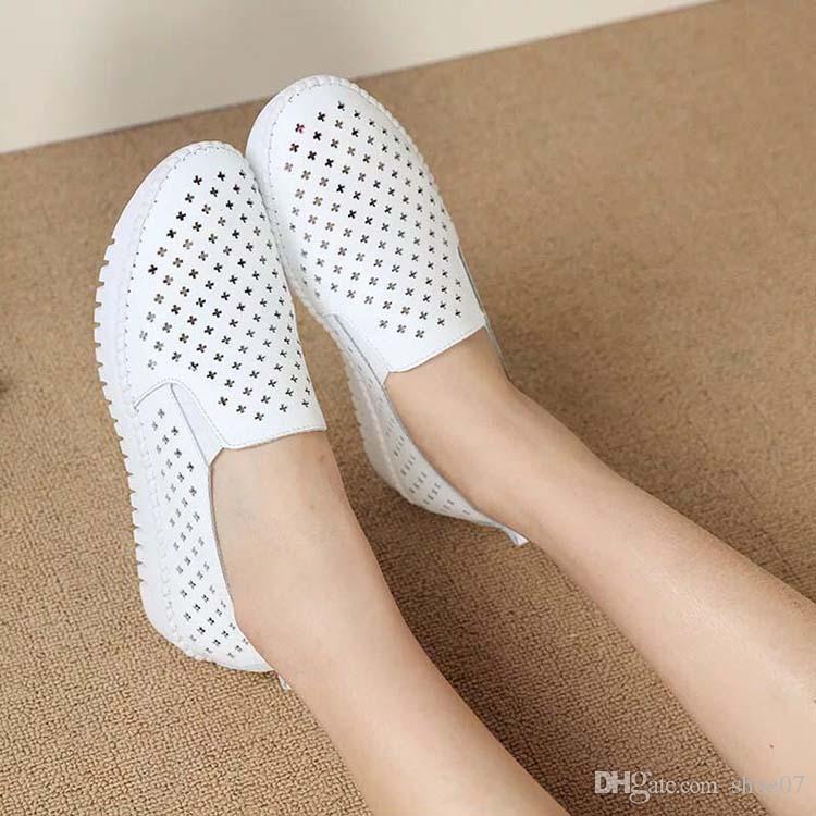 calzados informales de la zapatilla de deporte de Formadores Moda calzado deportivo Entrenadores Los zapatos del diseñador de la UE: 35-45 Con exquisita caja de envío Y137