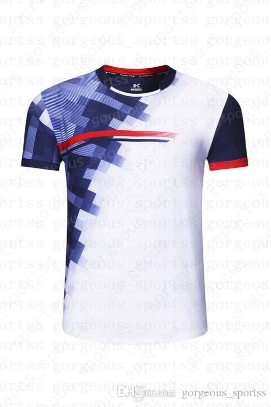 Lastest Homens Football Jerseys Hot Sale Outdoor Vestuário Football Wear alta qualidade 2020 00363344