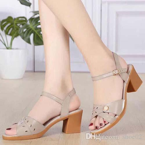 women shoes Sandals High Quality heels Sandals Slippers Huaraches Flip Flops Loafers shoe For slipper shoe02 PL1683