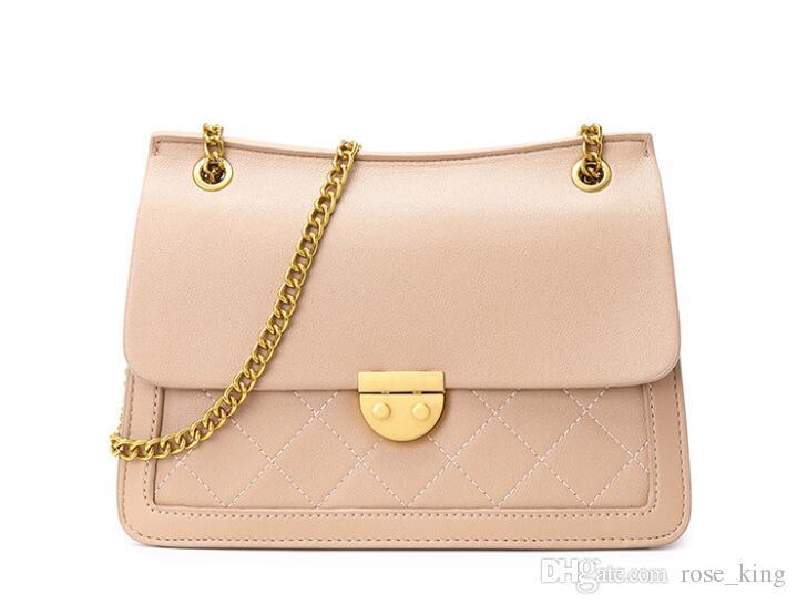 Été mode nouveau sac Messenger petit sac bandoulière carré femmes sac tendance chaîne tempérament féminin gros