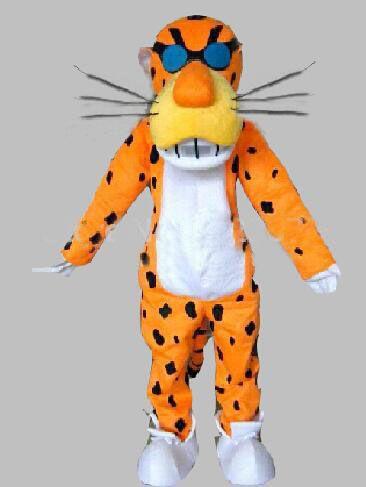 горячие продажи взрослых cheetos Честер Гепард костюм талисмана EMS Бесплатная доставка