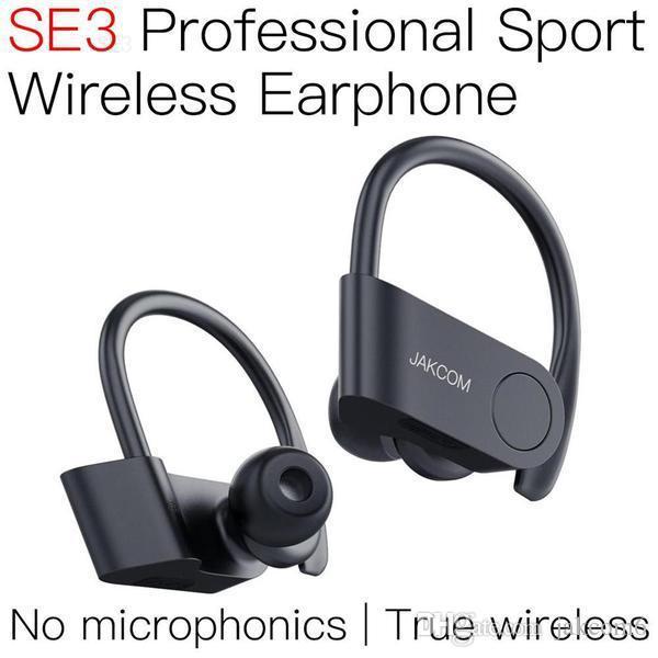 Vendita JAKCOM SE3 Sport auricolare senza fili calda in trasduttori auricolari delle cuffie come PC Gamer banda Turbosound