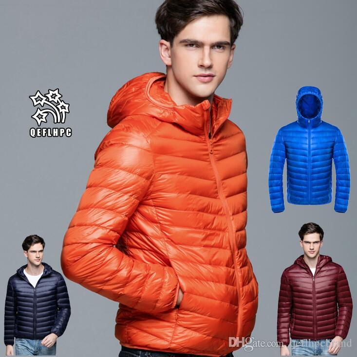 2018 homens de algodão acolchoado roupas manter quente no inverno jaqueta de algodão-acolchoado homens casaco grosso estilo solto dos homens para baixo Parkas casacos com capuz RTR223